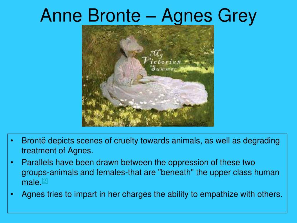 Anne Bronte – Agnes Grey