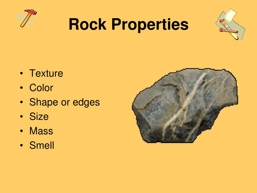 Rock Properties