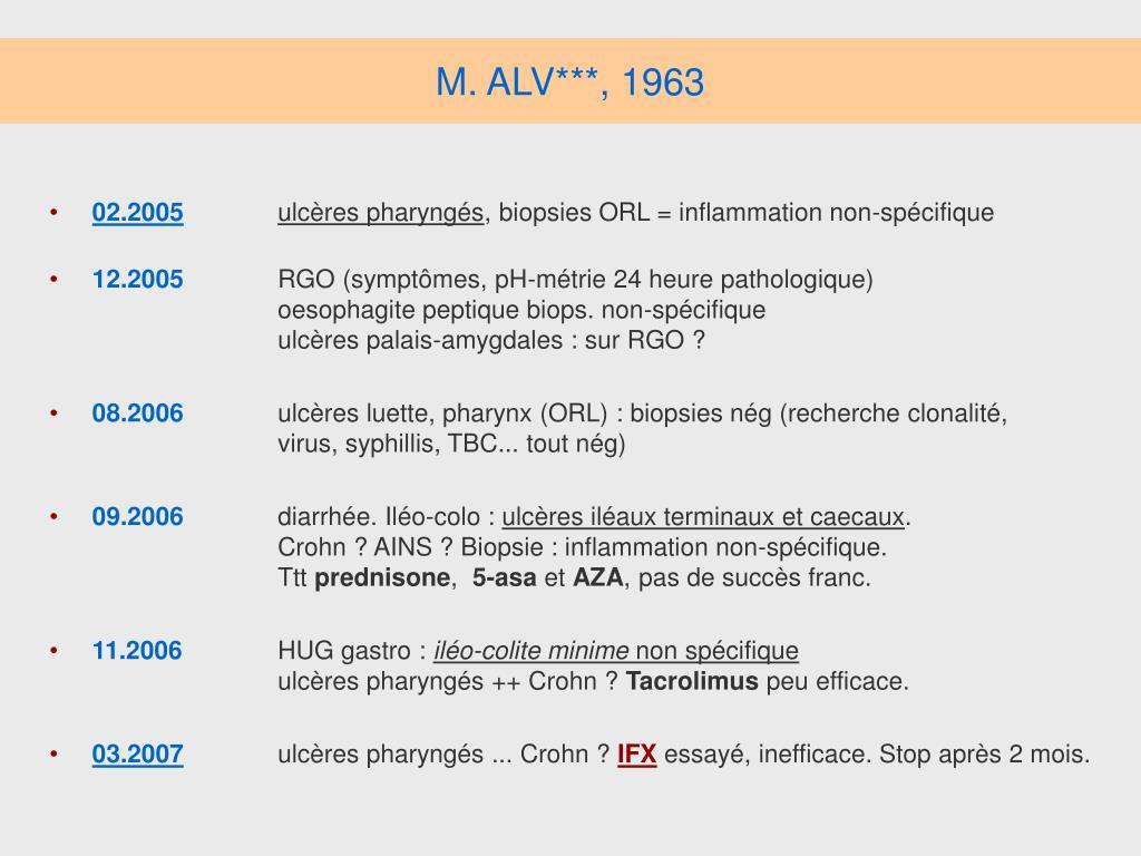 M. ALV***, 1963