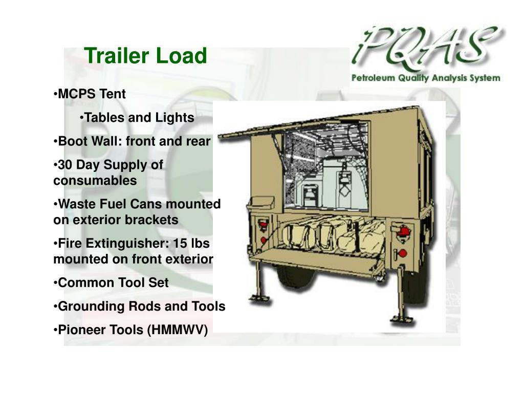 Trailer Load