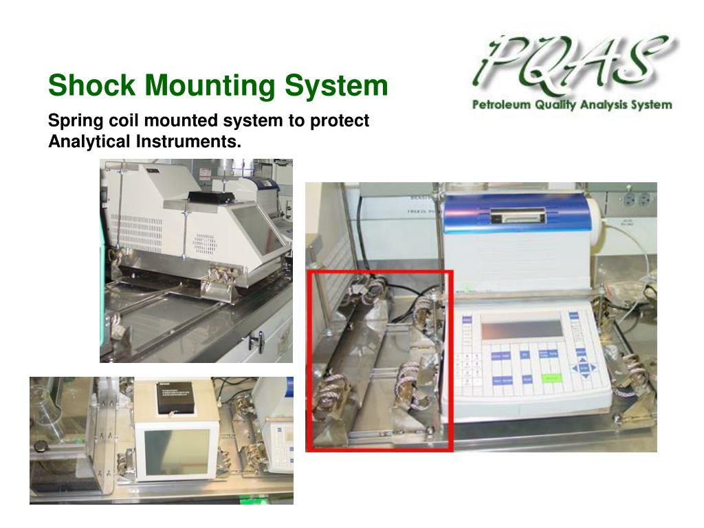 Shock Mounting System