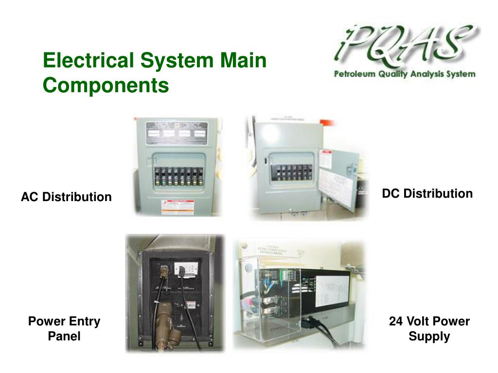Electrical System Main Components