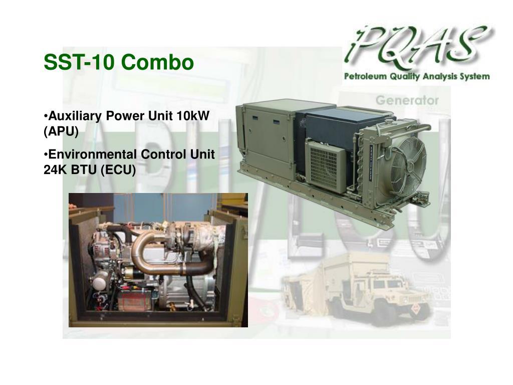 SST-10 Combo