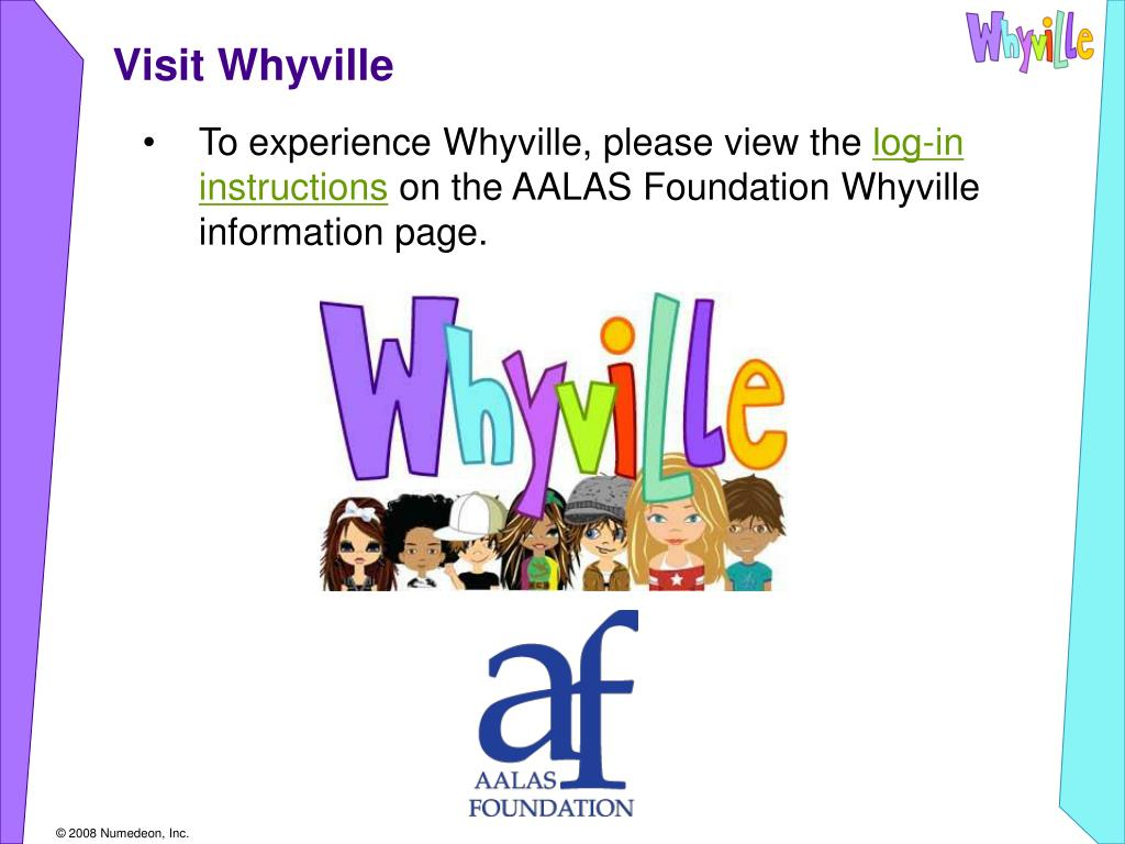 Visit Whyville