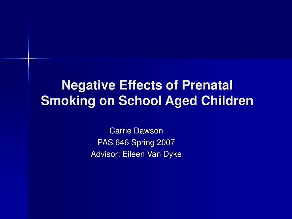 the effects of smoking on children The effects of smoking and passive smoking can be extremely harmful to adults let alone children read about the consequences of smoking.