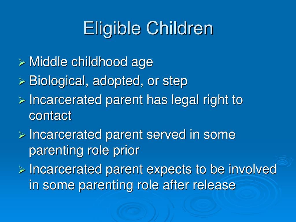 Eligible Children