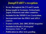 jumpstart s reception