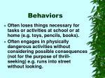 behaviors10