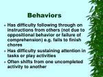 behaviors8