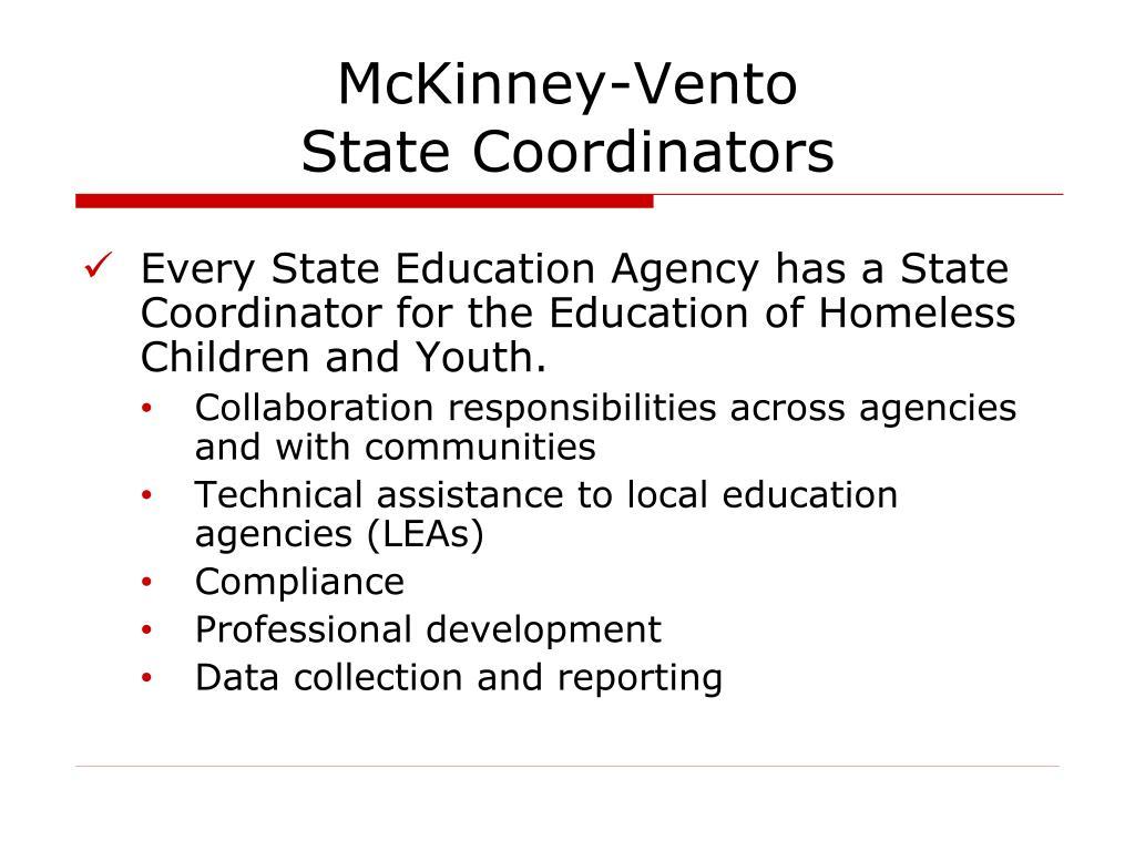 McKinney-Vento