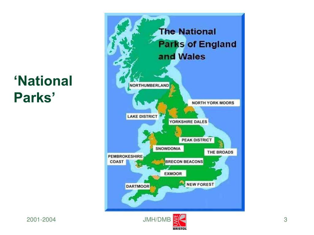 'National Parks'