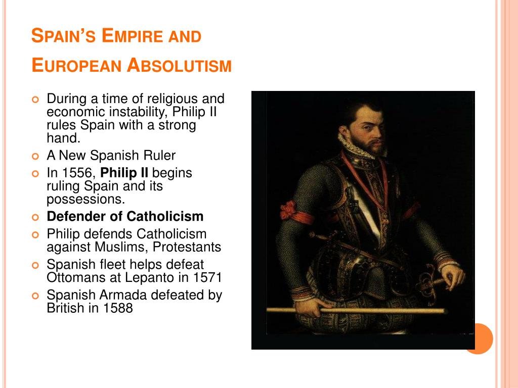 Spain's Empire and