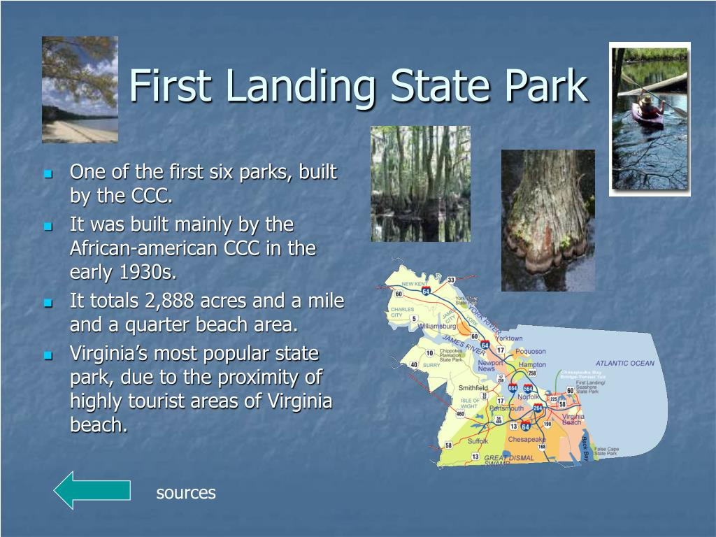 First Landing State Park