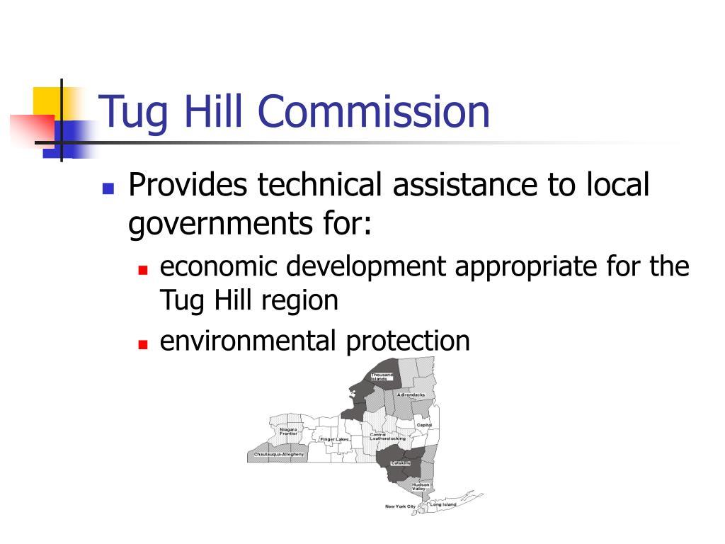 Tug Hill Commission