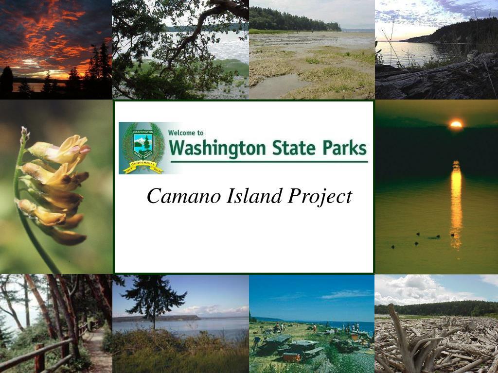 Camano Island Project