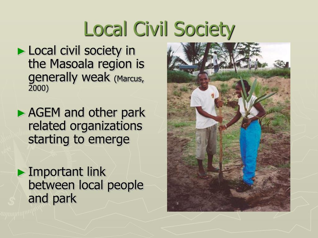 Local Civil Society