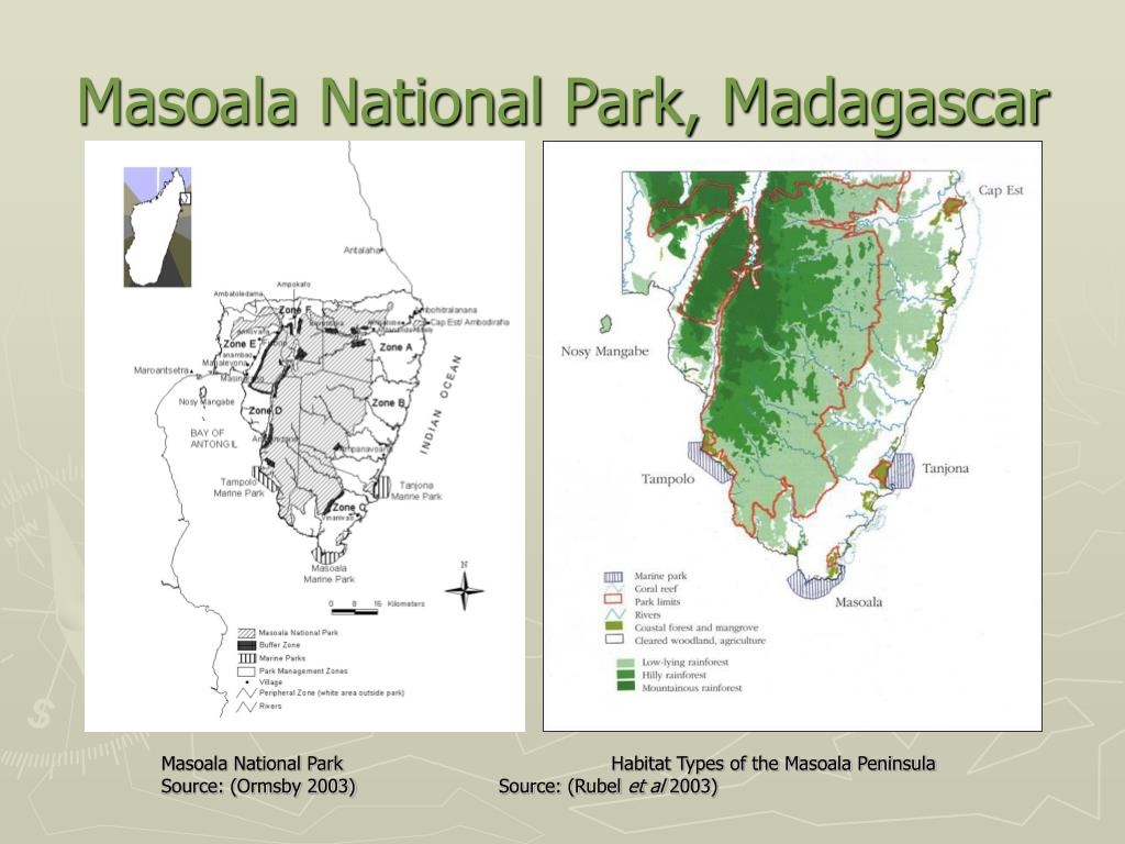Masoala National Park, Madagascar