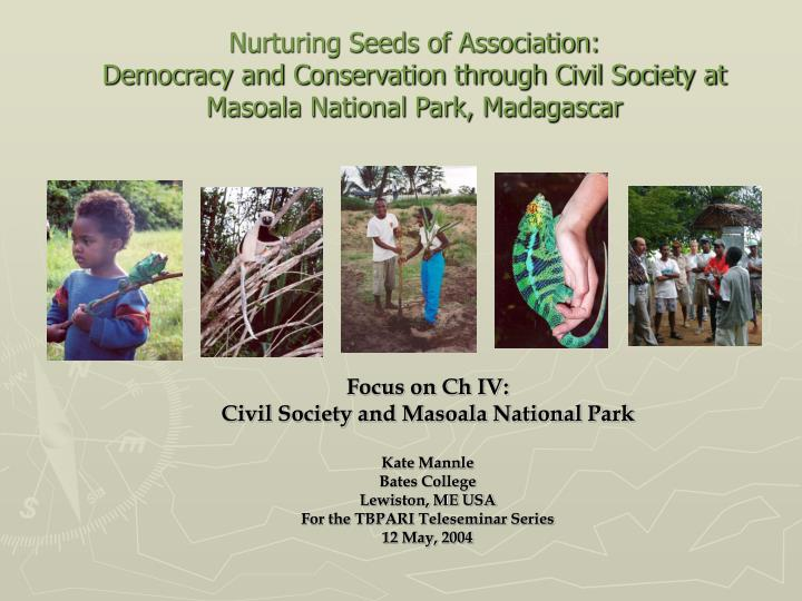 Nurturing Seeds of Association: