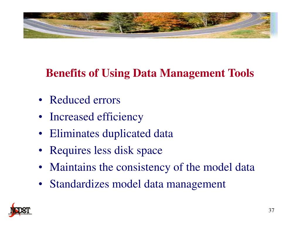 Benefits of Using Data Management Tools
