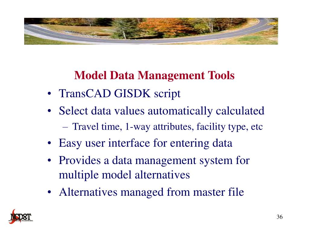 Model Data Management Tools