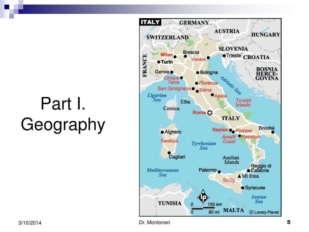 Part I. Geography