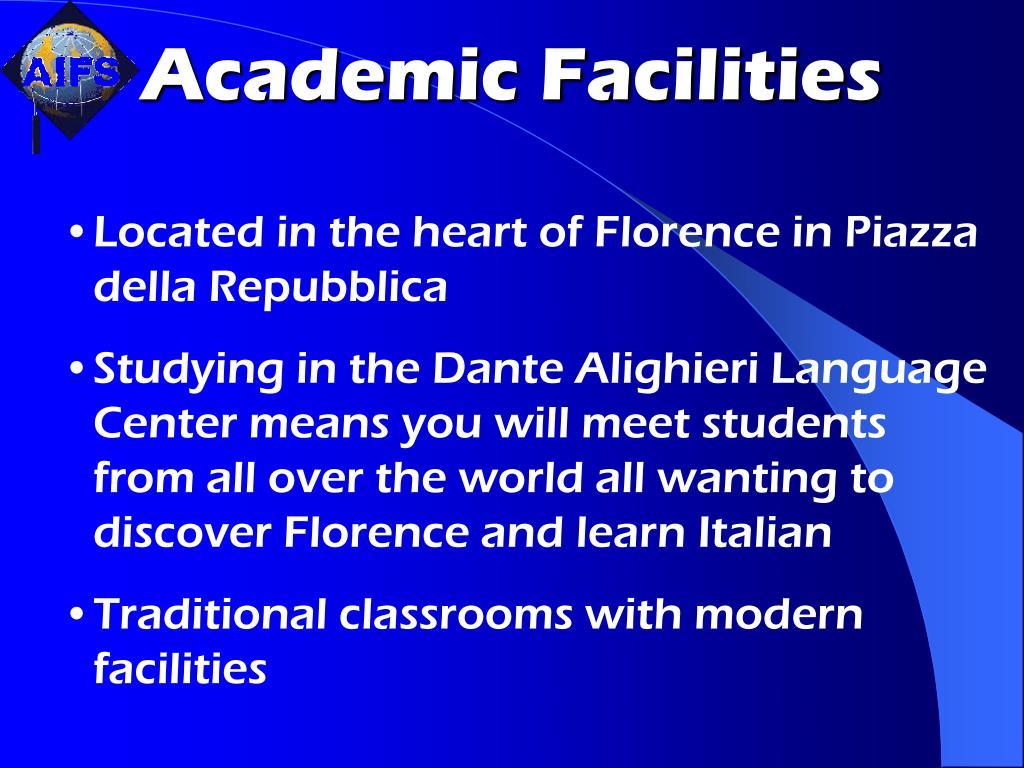 Academic Facilities