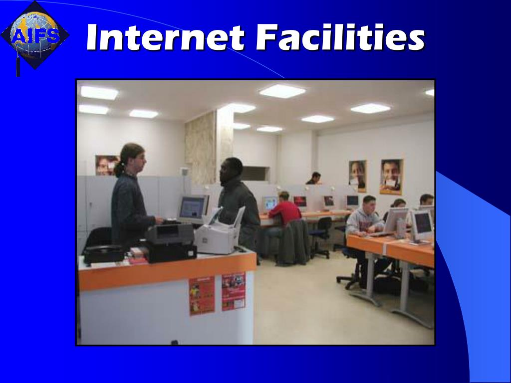 Internet Facilities