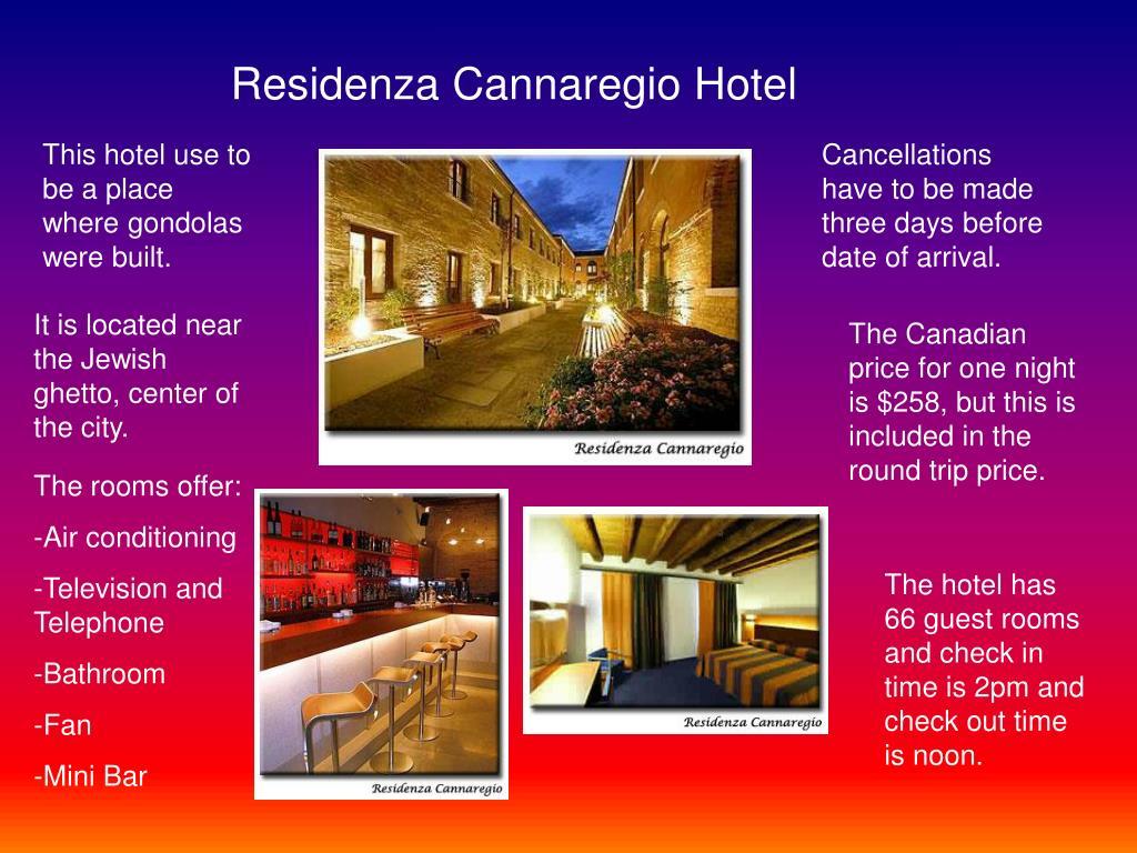 Residenza Cannaregio Hotel