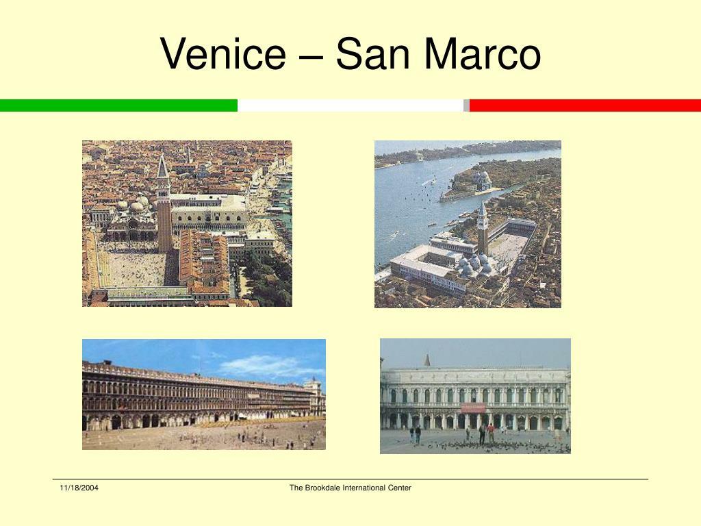 Venice – San Marco