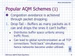 popular aqm schemes 1