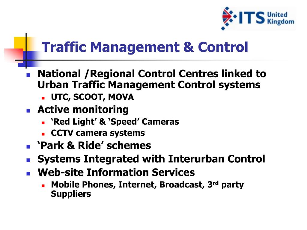 Traffic Management & Control