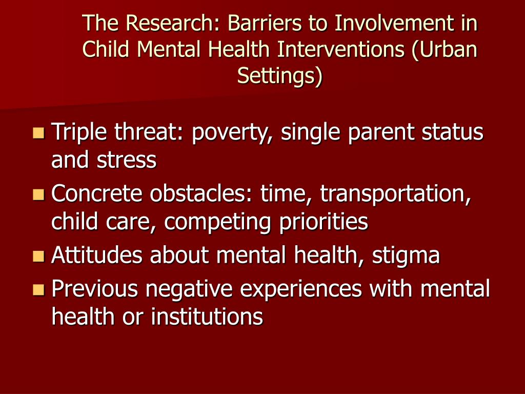 barriers for parent engagement in childcare services Provide strategies to overcome barriers that prevent parent engagement outline  childcare effective parent  services (eg,.