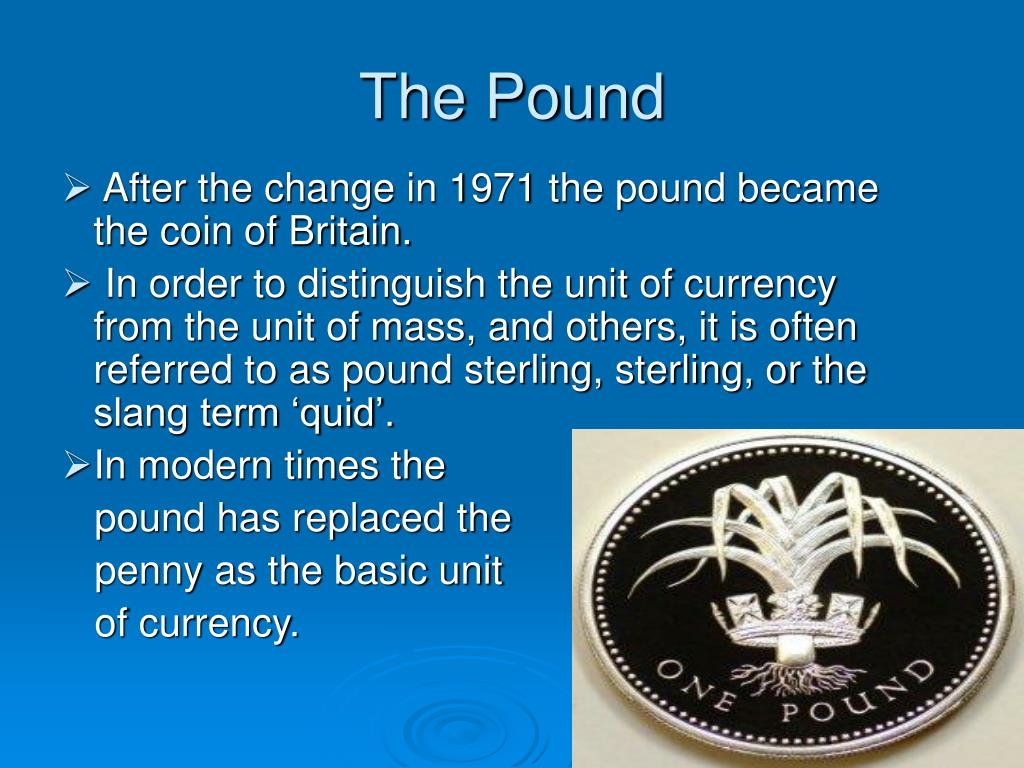 The Pound