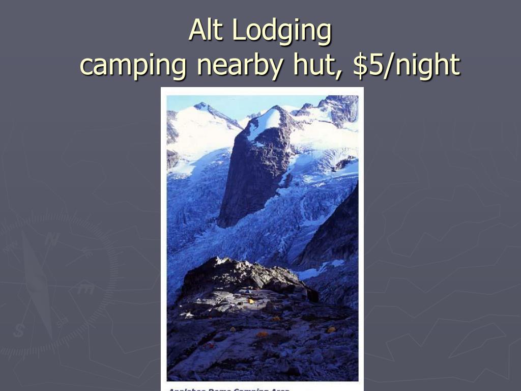 Alt Lodging