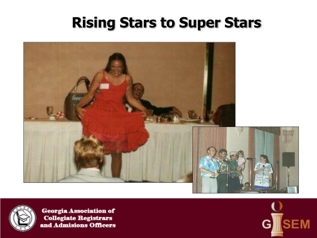 Rising Stars to Super Stars
