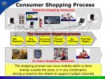 consumer shopping process