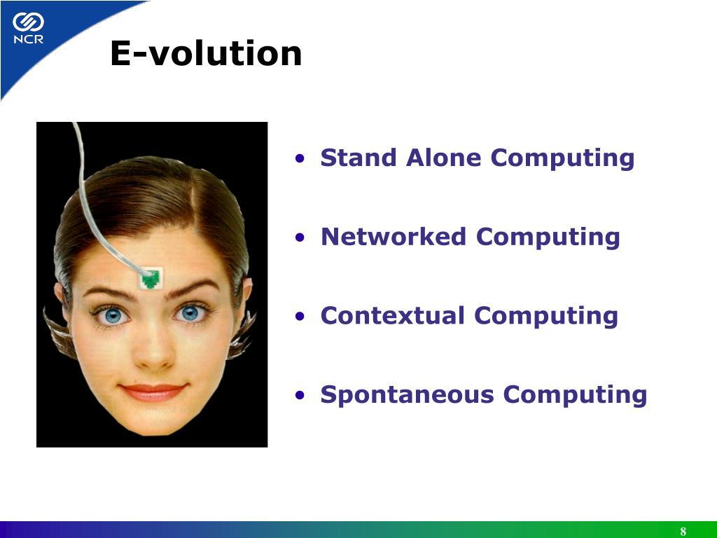Stand Alone Computing
