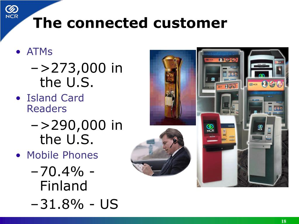 The connected customer
