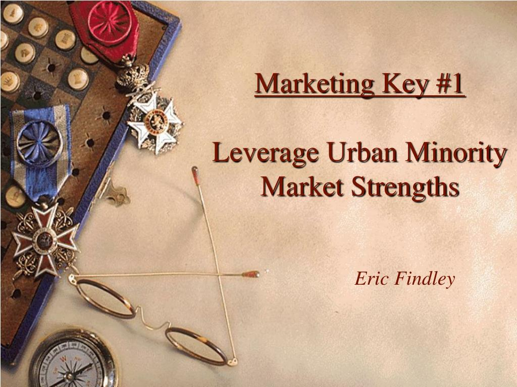 Marketing Key #1