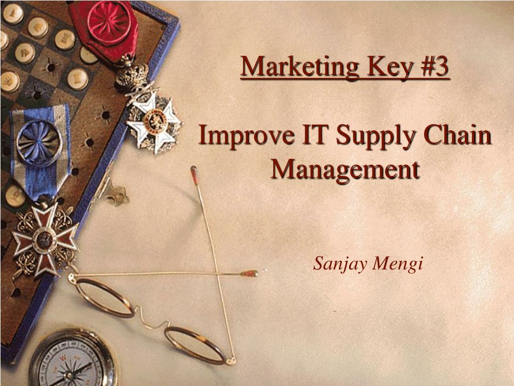 Marketing Key #3