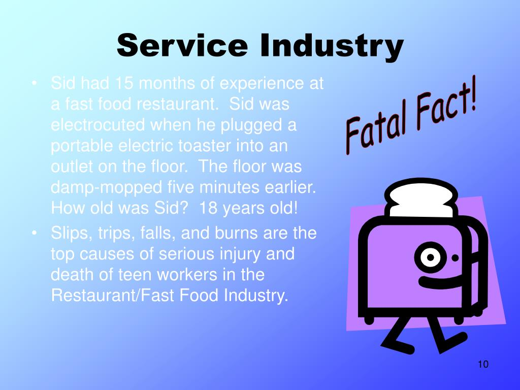 Service Industry