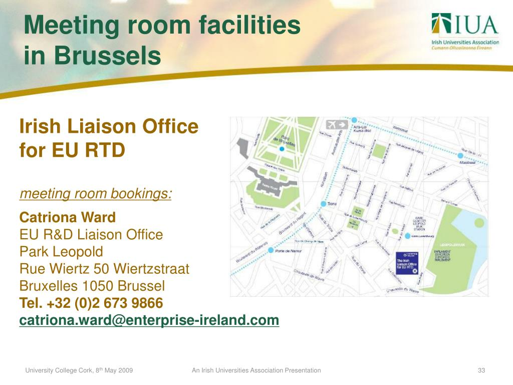 Irish Liaison Office