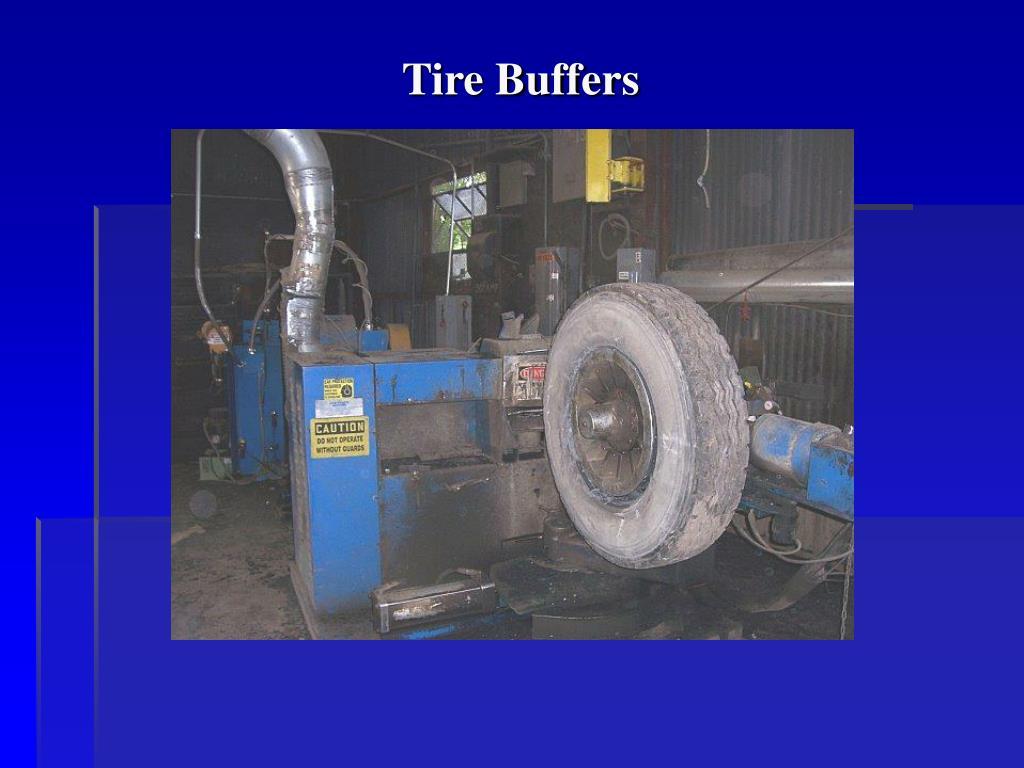 Tire Buffers