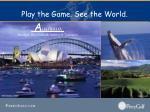 play the game see the world23