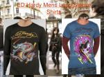 ed hardy mens long sleeve shirts4
