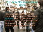 ed hardy mens long sleeve shirts5