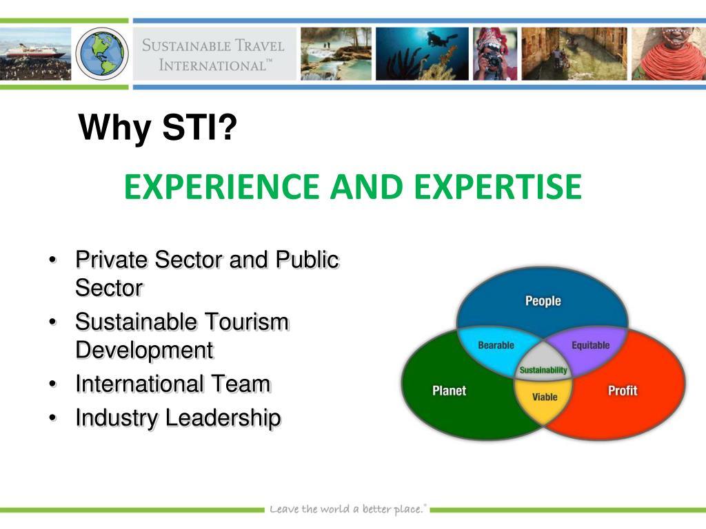 Why STI?