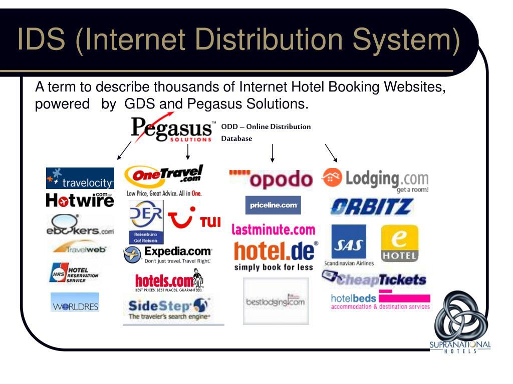 IDS (Internet Distribution System)