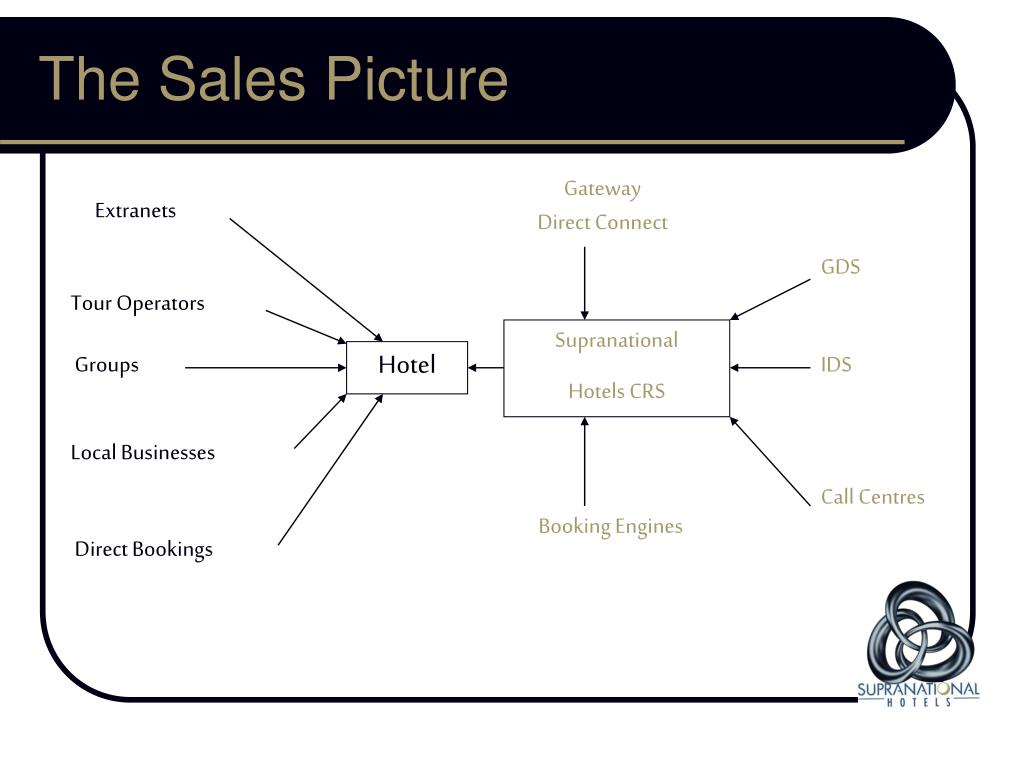 The Sales Picture