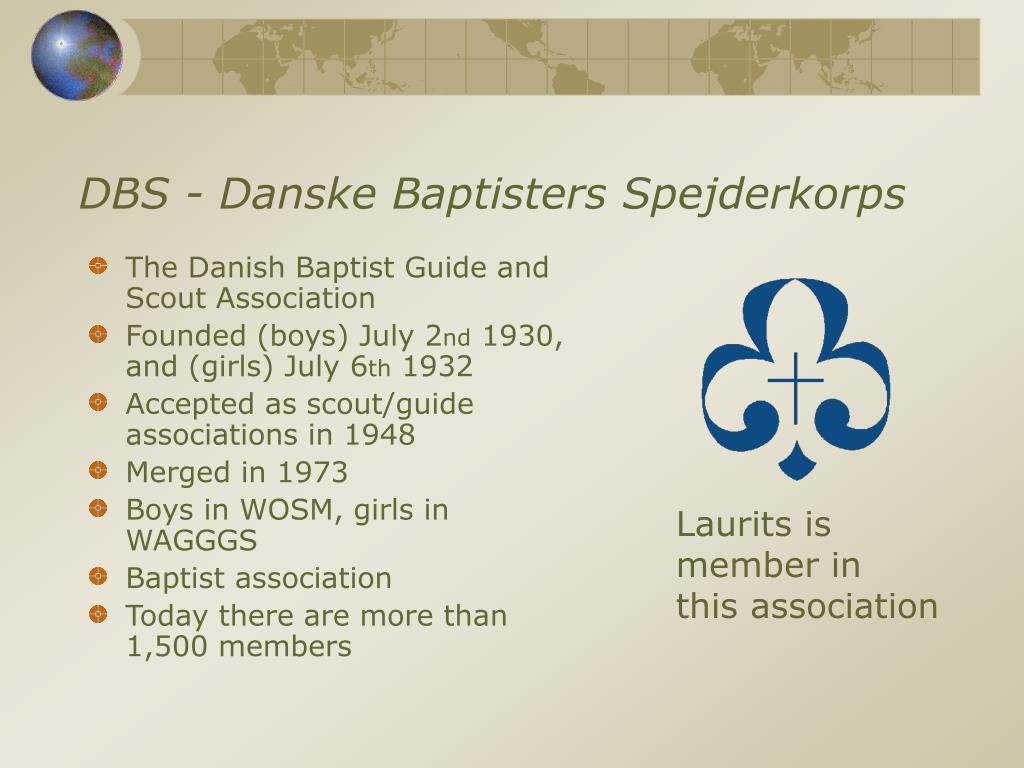 DBS - Danske Baptisters Spejderkorps